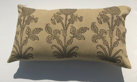 Beige Moghul Cushion Set