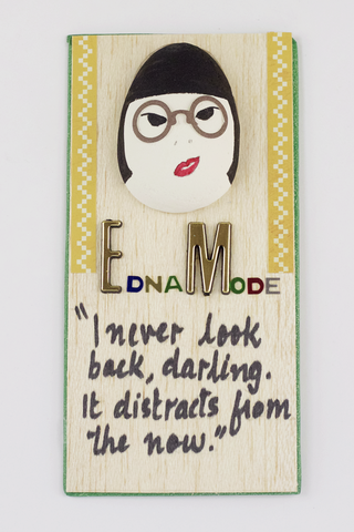 Edna Mode Character Art