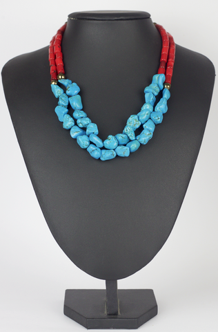 Coral Delight Necklace