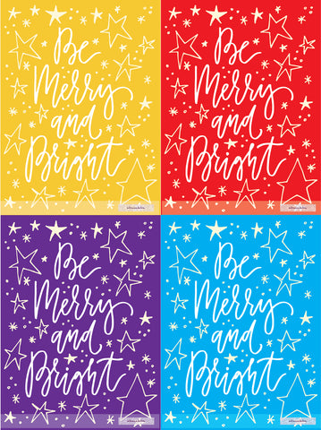 Be Merry & Bright Cards