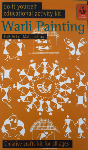 DIY Warli Painting Kit with DVD