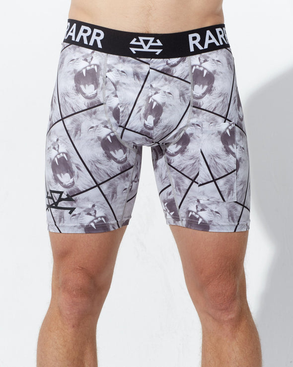 Power Pants Compression Shorts - RARR Sportswear