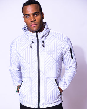 Double Layer Windbreaker