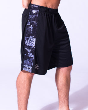 Stretch Knit Shorts
