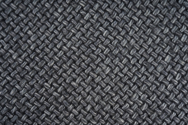Grey Basketweave by Carnet