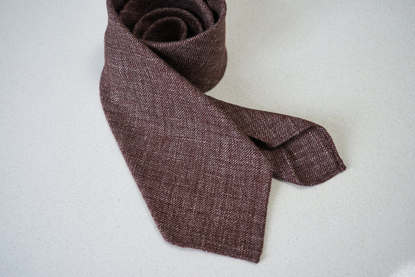 MTO - Reda Linen Wool Plains