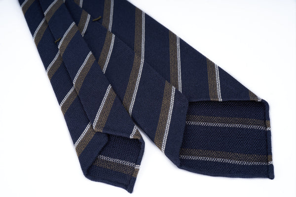 Blue-Sage Stripes