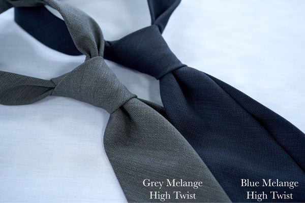 Archives: Grey Melange High Twist