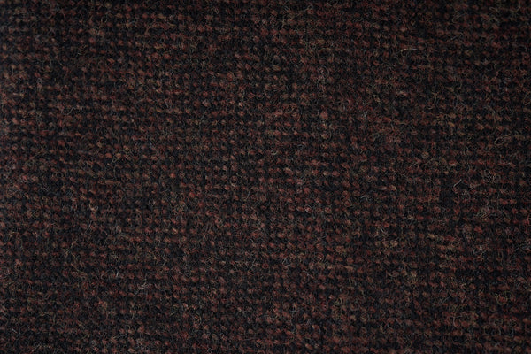 Brown Melange Plain Weave