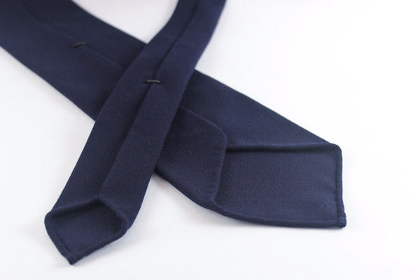The Ultimate Navy Tie (Fall)