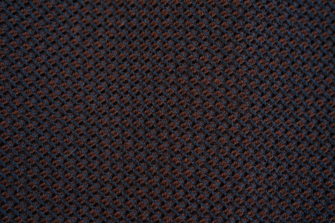 Brown Silk Cashmere Grenadine