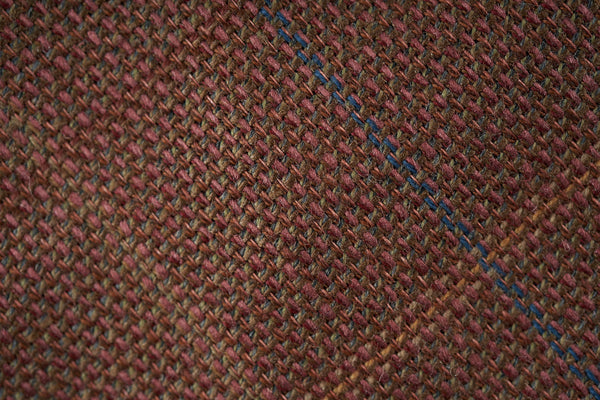 Brick Basketweave Wool