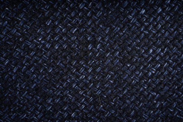 Indigo Basketweave by Carnet