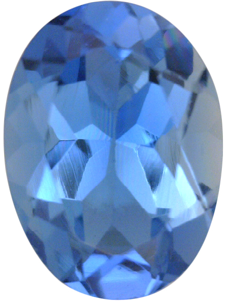 Natural Extra Fine Blue Aquamarine - Oval - Brazil - Extra Fine Grade - NW Gems & Diamonds