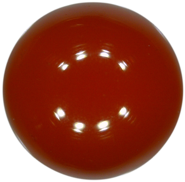 Natural Fine Rich Orange Red Carnelian - Round Cabochon - Brazil - Top Grade - NW Gems & Diamonds