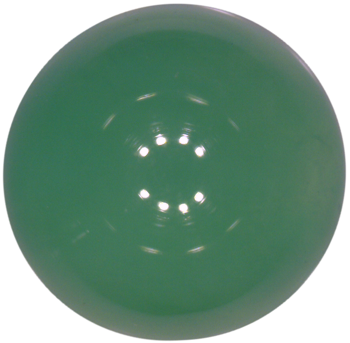 Natural Fine Green Chrysoprase - Round Cabochon - Brazil - Top Grade - NW Gems & Diamonds