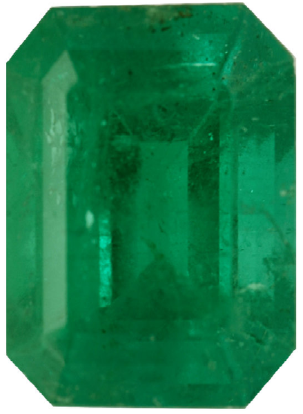 Natural Extra Fine Green Emerald - Emerald Cut - Brazil - Extra Fine Grade - NW Gems & Diamonds