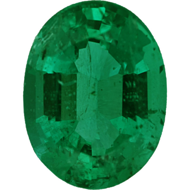 Natural Super Fine Green Emerald - Oval - Brazil - Super Fine Grade - NW Gems & Diamonds
