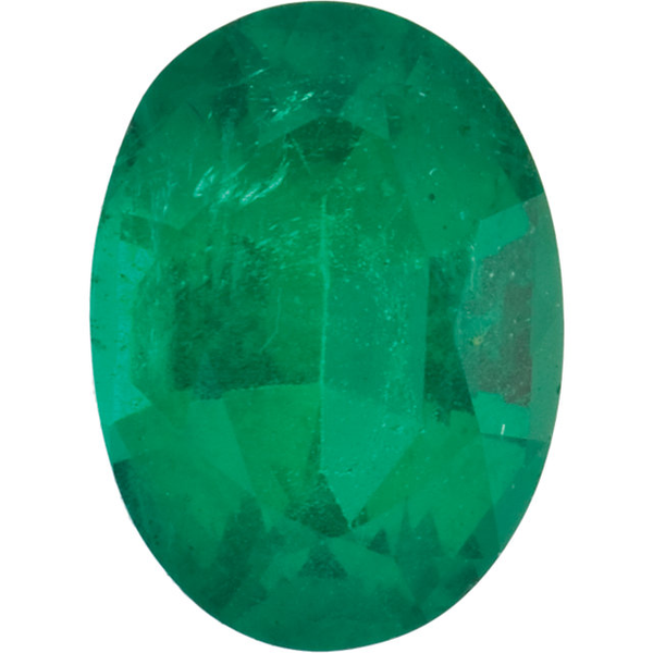 Natural Fine Green Emerald - Oval - Brazil - Top Grade - NW Gems & Diamonds