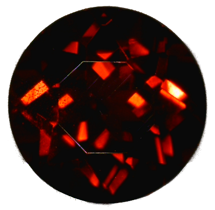 Natural Fine Deep Red Garnet - Round - Tanzania - Top Grade - NW Gems & Diamonds