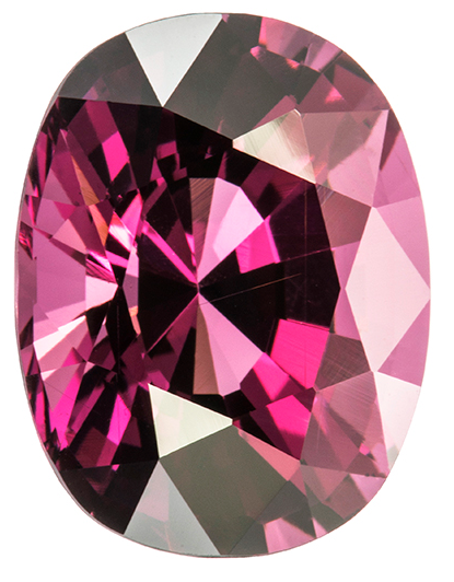 Natural Fine Pink Rose Red Rhodolite Garnet - Oval - Sri Lanka - Top Grade - NW Gems & Diamonds