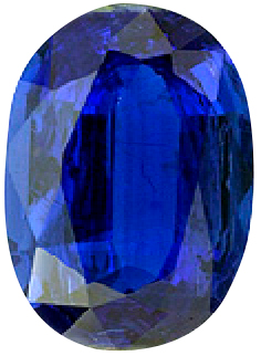 Natural Extra Fine Blue Kyanite - Oval - Nepal - Extra Fine Grade - Extra Fine Blue Sapphire Color - NW Gems & Diamonds