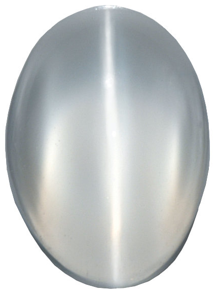 Natural Extra Fine Cat's Eye Moonstone - Oval Cabochon - Sri Lanka - Extra Fine Grade - NW Gems & Diamonds