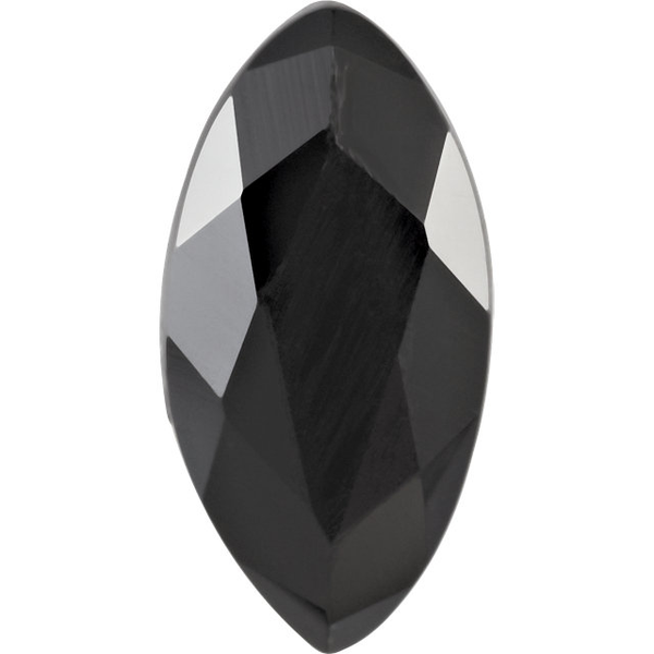 Natural Extra Fine Black Onyx - Marquise - Brazil - AAA+ Grade