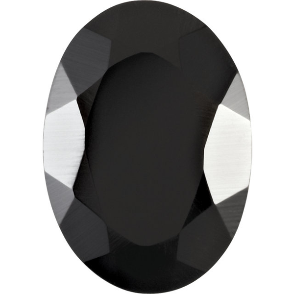 Natural Fine Black Onyx - Oval - Brazil - Top Grade - NW Gems & Diamonds