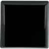 Natural Fine Black Onyx - Square Buff Top Cabochon - Brazil - Top Grade - NW Gems & Diamonds