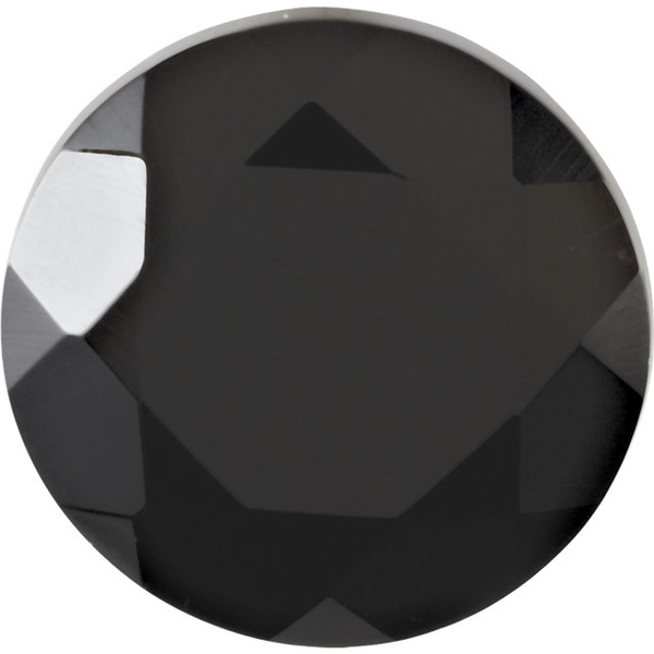 Natural Fine Black Onyx - Round - Brazil - Top Grade - NW Gems & Diamonds