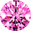 Parcel Natural Super Fine Lavender Pink Sapphire Melee - Round - AAAA Grade
