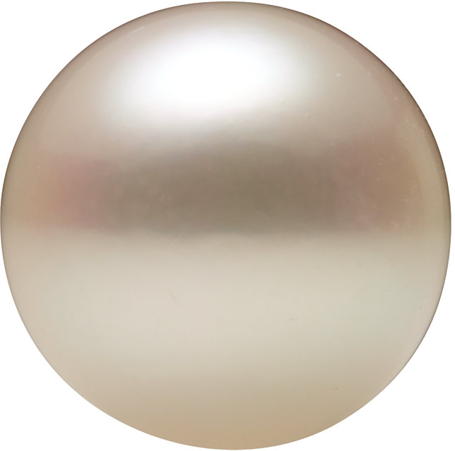 Natural Extra Fine White Japanese Akoya Saltwater Pearl - Round - Full-Drilled - Japan - AAA+ Grade