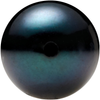 Natural Fine Black Japanese Akoya Saltwater Pearl - Round - Half-Drilled - Japan - AAA Grade