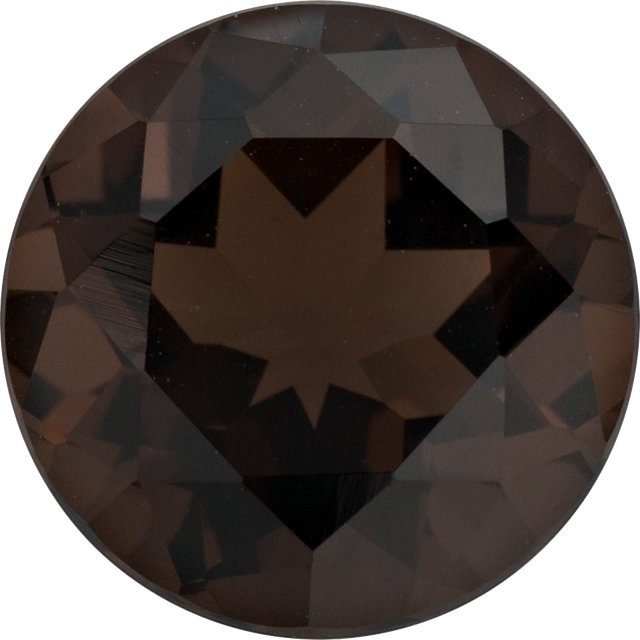 Natural Fine Smoky Quartz - Round - Brazil - Top Grade - NW Gems & Diamonds