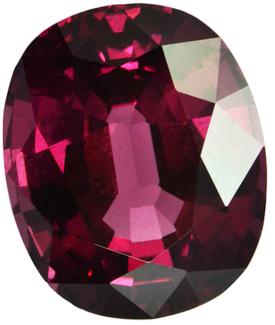 Natural Fine Plum Wine Rhodolite Garnet - Oval - Tanzania - Top Grade - NW Gems & Diamonds
