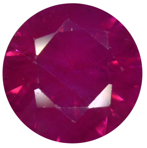 Natural Fine Pink Red Ruby - Round - Thailand - Select Grade - NW Gems & Diamonds