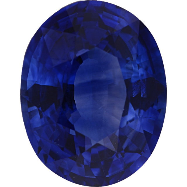 Natural Extra Fine Blue Sapphire - Oval - Sri Lanka - Extra Fine Grade - NW Gems & Diamonds
