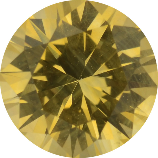 Natural Fine Rich Yellow Sapphire - Round - Sri Lanka - Top Grade - NW Gems & Diamonds