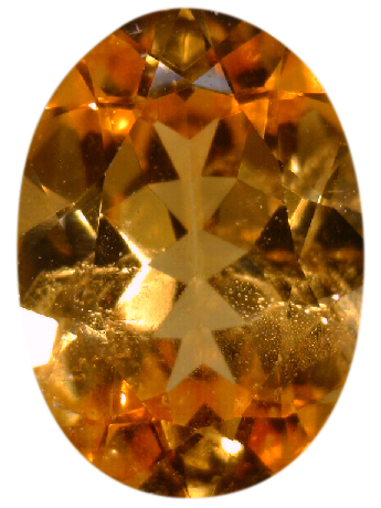 Natural Fine Rich Orange - Oval - India - Top Grade - NW Gems & Diamonds