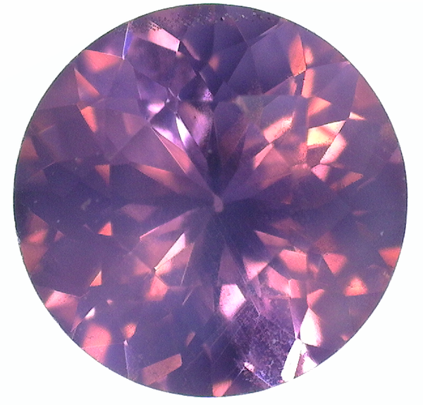 Natural Fine Deep Rose Spinel - Round - Sri Lanka - AAA Grade