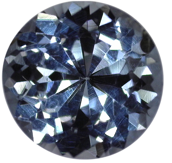 Natural Fine Steel Blue Spinel - Round - Sri Lanka - AAA Grade