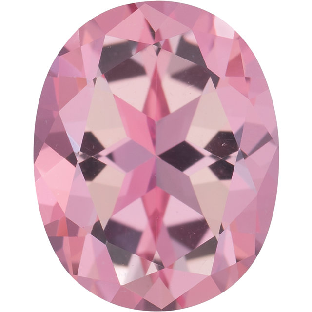 Natural Fine Baby Pink Topaz - Oval - Brazil - Top Grade - NW Gems & Diamonds