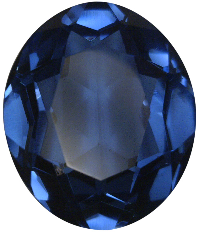 Natural Fine Rich London Blue Topaz - Oval - Brazil - Top Grade - NW Gems & Diamonds