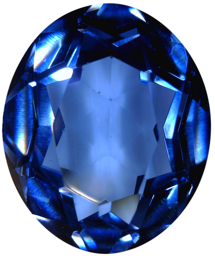 Natural Fine London Blue Topaz - Oval - Nigeria - Top Grade - NW Gems & Diamonds