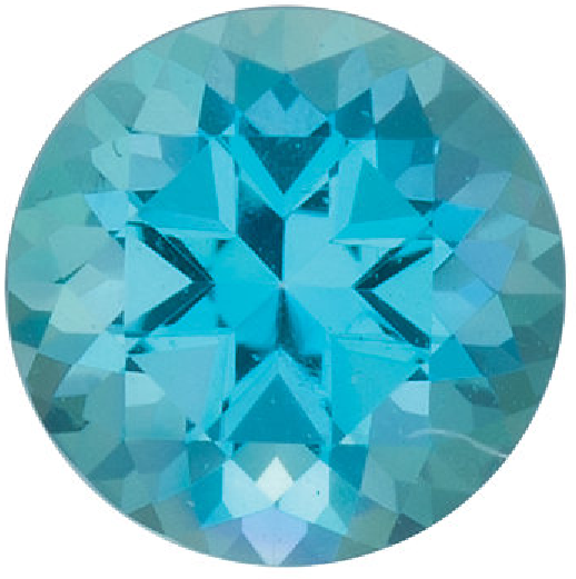 Natural Fine Paraiba Blue Topaz - Round - Brazil - Top Grade - NW Gems & Diamonds