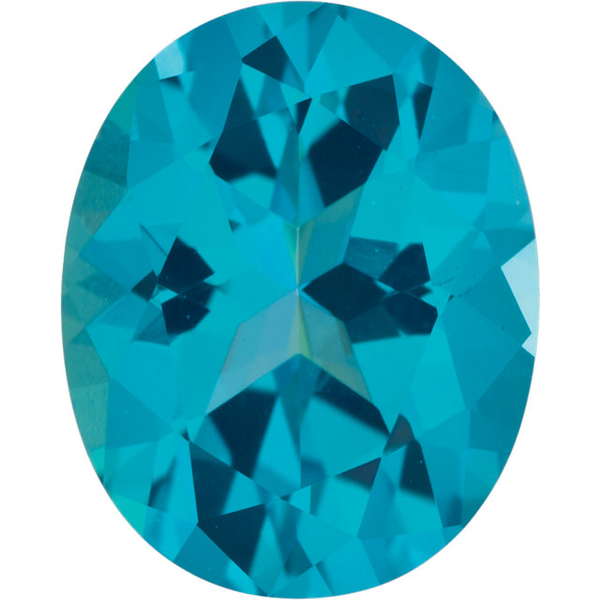 Natural Fine Paraiba Blue Topaz - Oval - Brazil - Top Grade - NW Gems & Diamonds