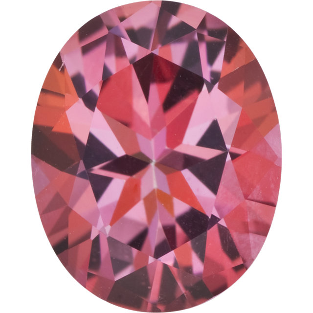 Natural Fine Rich Pink Topaz - Oval - Brazil - Top Grade - NW Gems & Diamonds