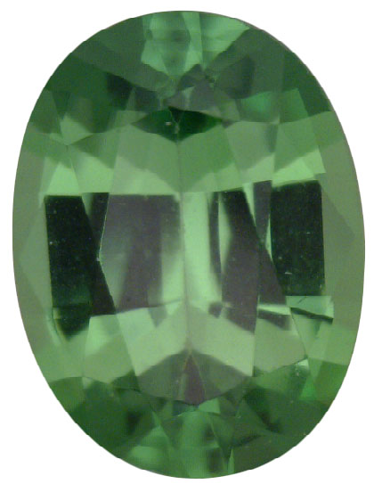 Natural Fine Mint Green Tsavorite - Oval - East Africa - Top Grade - NW Gems & Diamonds