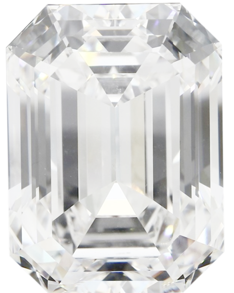 Natural Fine Diamond Melee - Emerald Cut - SI1-SI2 - G-H - Precision Cut - Africa